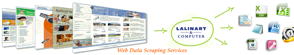 Database Scraping Services